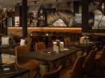 niu Saddle Fürth Öffentliche Bereiche Frühstücksraum Bar